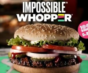 Vegano processa Burger King por fritar hambúrguer de planta junto dos normais