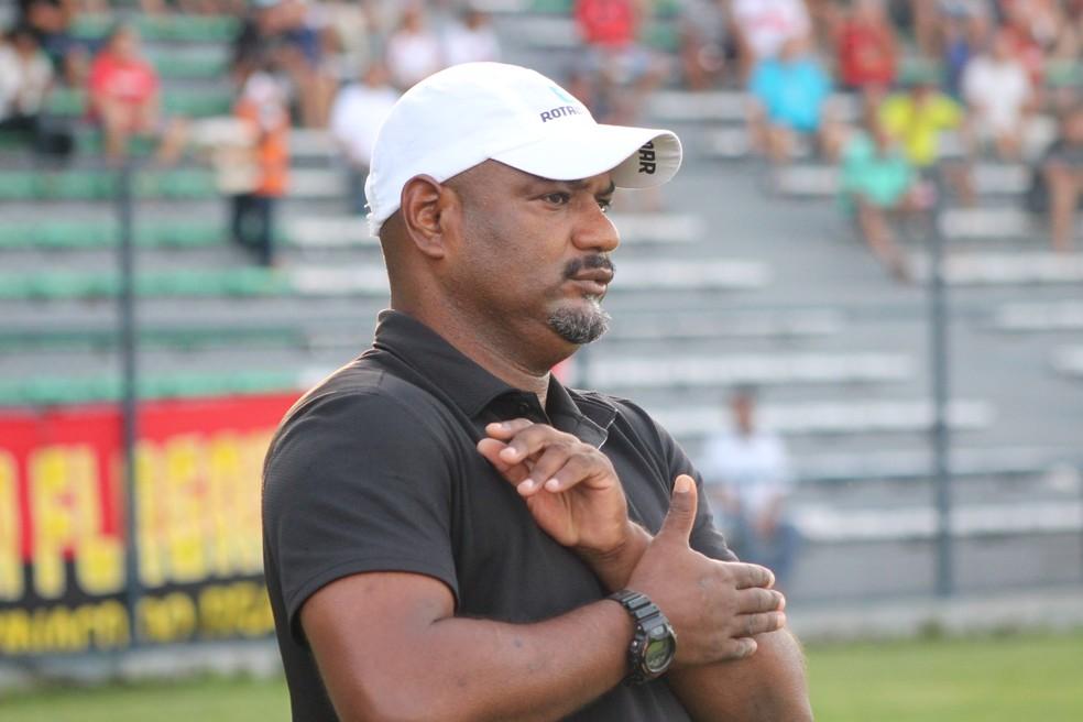 Cícero Monteiro é um dos nomes escolhidos pela diretoria do 4 de Julho (Foto: Renan Morais)