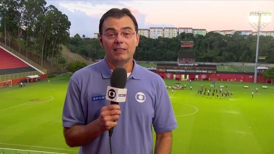 Tite ensaia a seleção brasileira para enfrentar a Venezuela com Arthur no lugar de Fernandinho