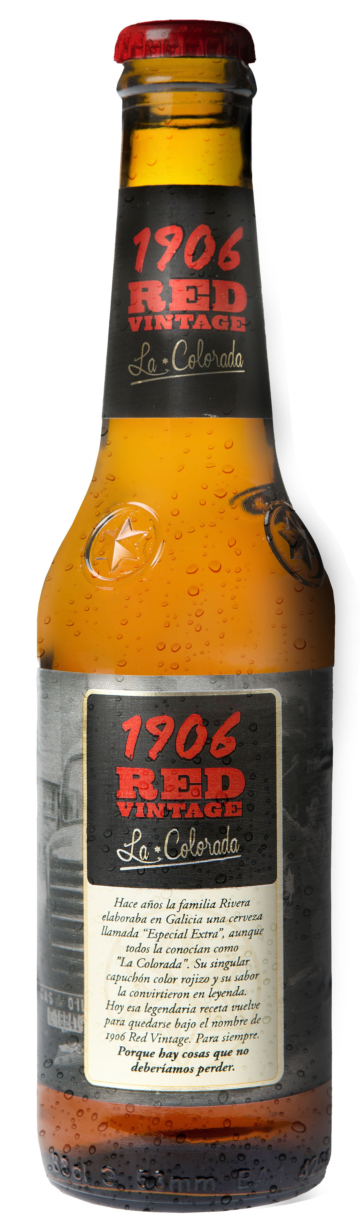 Cervejas 1906 da Estrella Galicia lideram ranking das melhores do mundo (Foto: Divulgação)