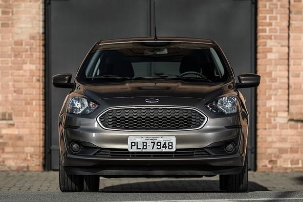 Novo Ford Ka 1.0 flex 2019 (Foto: Divulgação)