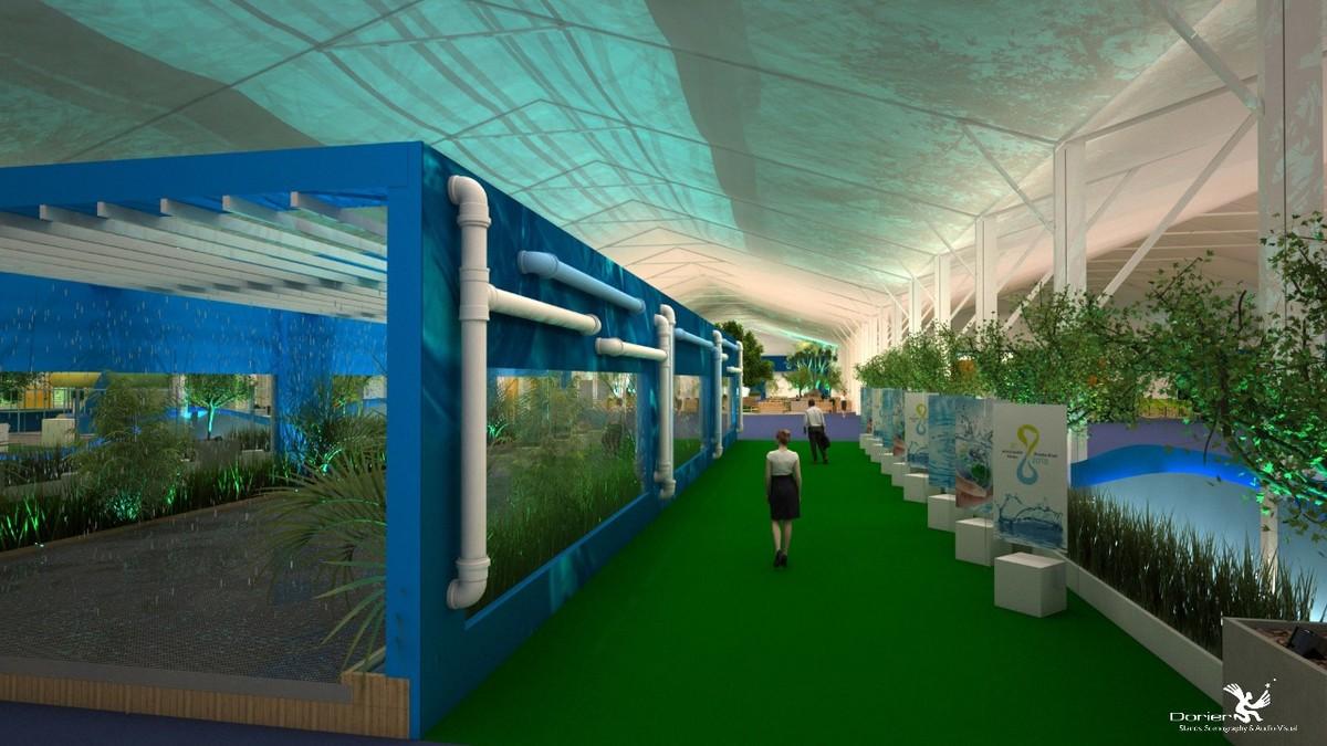 Fórum Mundial abre espaço para discussão da água com a sociedade