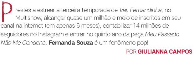Fernanda Souza Abre (Foto:  )