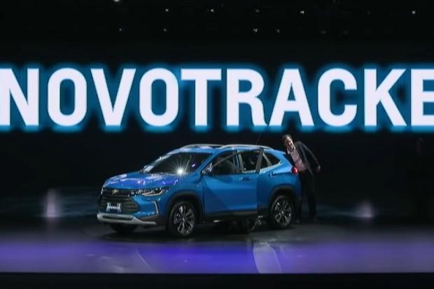 Chevrolet Tracker (Foto:  Reprodução/Internet)