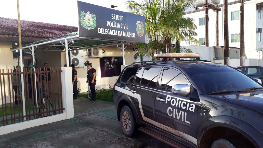 Polícia prende suspeito de matar mulher encontrada amarrada a uma árvore em Macapá
