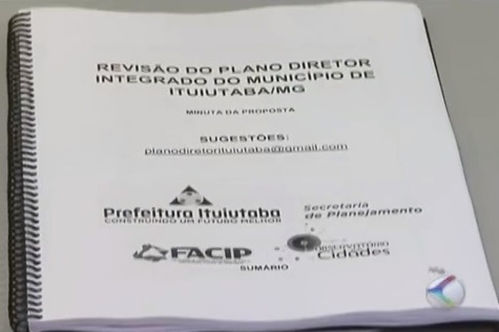 -  Assunto já teve até recomendação do Ministério Público  Foto: Reprodução/TV Integração