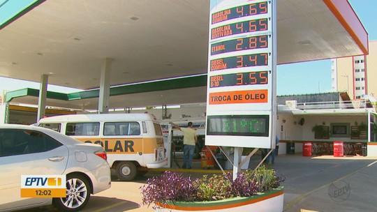 Araras tem o maior aumento no preço de combustíveis na região