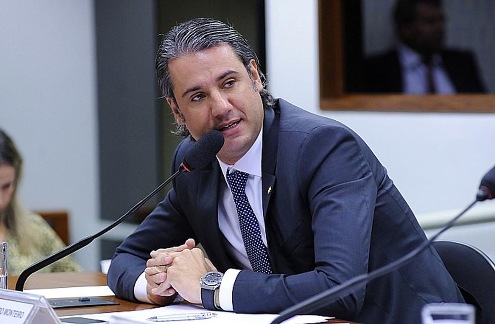Deputado federal Fernando Monteiro (PP-PE) — Foto: Lucio Bernardo Junior/Câmara dos Deputados/Divulgação