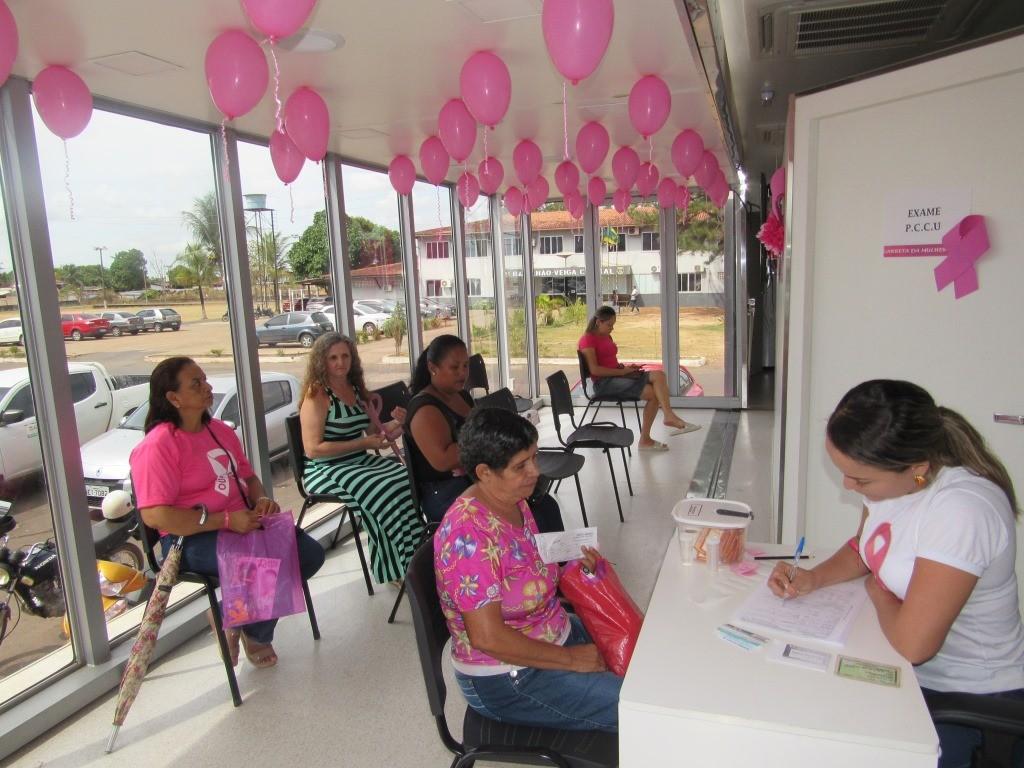 Mulheres da Zona Sul de Macapá terão acesso gratuito a serviços de saúde