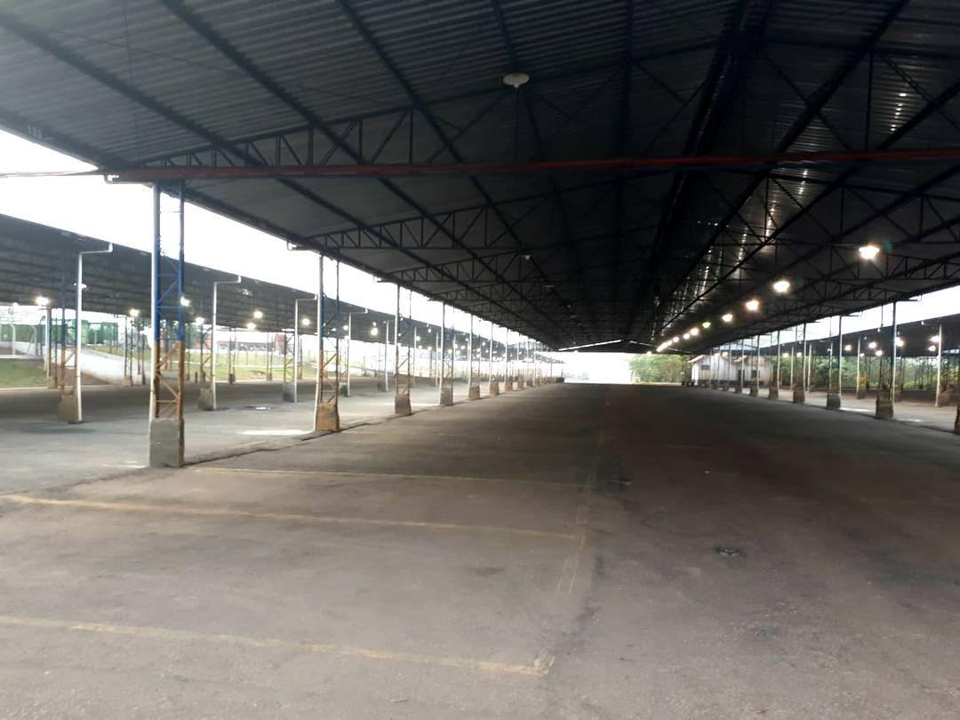 Nenhum produtor compareceu na Ceasa em Curitiba na manhã desta segunda-feira