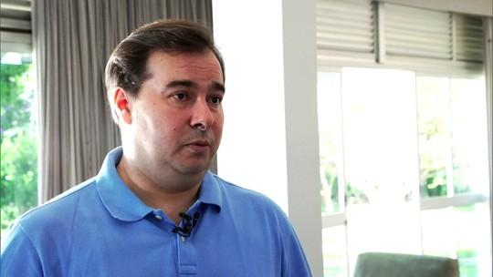 Maia: 'Digo a Guedes que presidente da Câmara não é dono da Câmara, governo precisa ter voto'