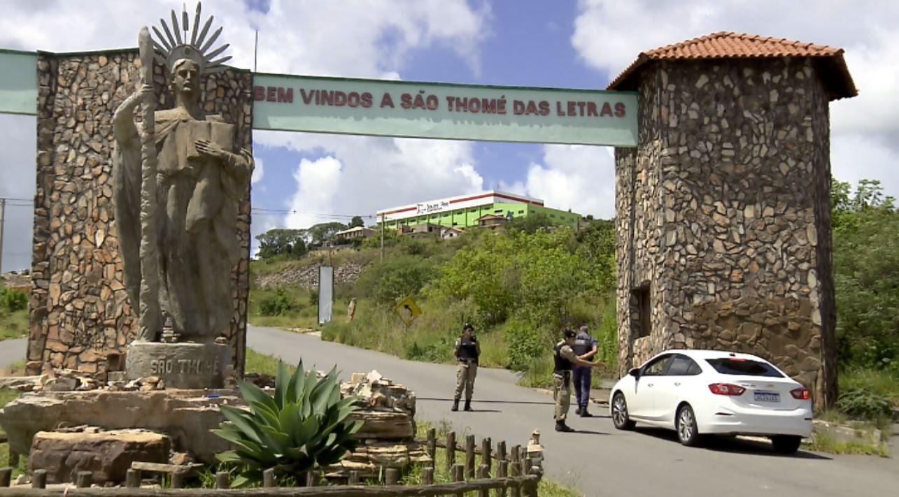 Última cidade a registrar caso de Covid-19 no Sul de MG, São Tomé das Letras confirma 1ª morte