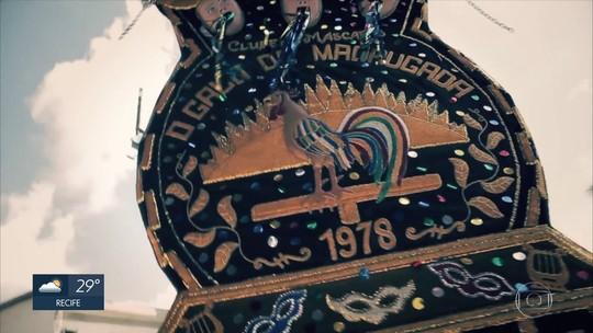 TV Globo faz homenagem aos 40 anos do Galo da Madrugada
