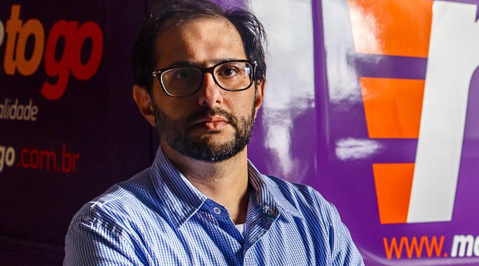 Cláudio Alvadjian trabalhou catando latinhas quando estava desempregado. Hoje, ele fatura R$ 4,5 milhões (Foto: Divulgação)