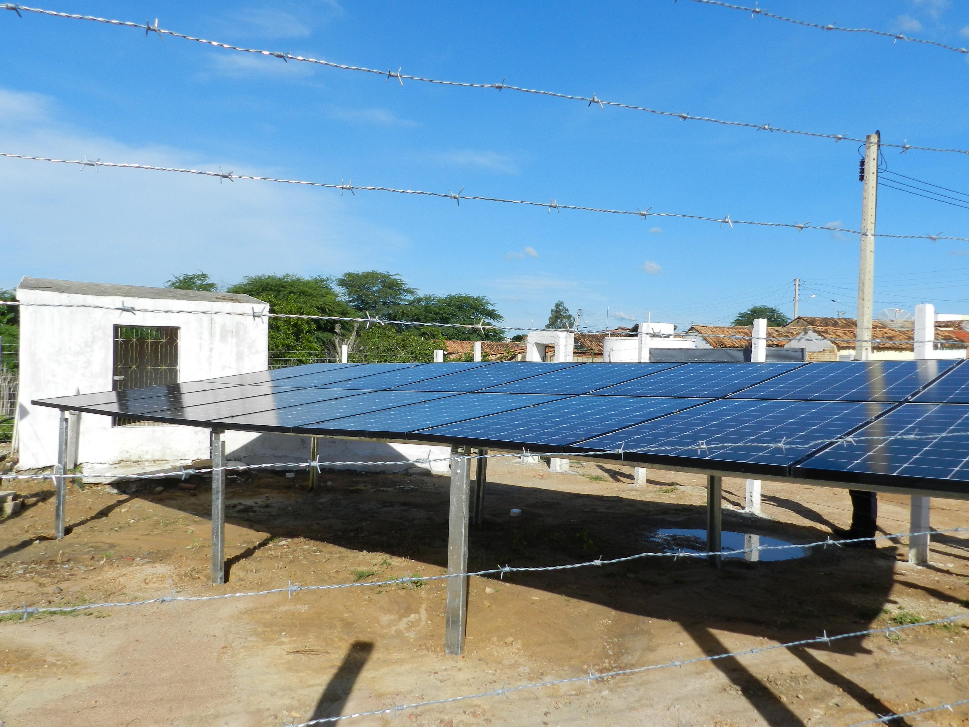 Projeto Aiuba (Foto: Foto: Divulgação Cervejaria Ambev)