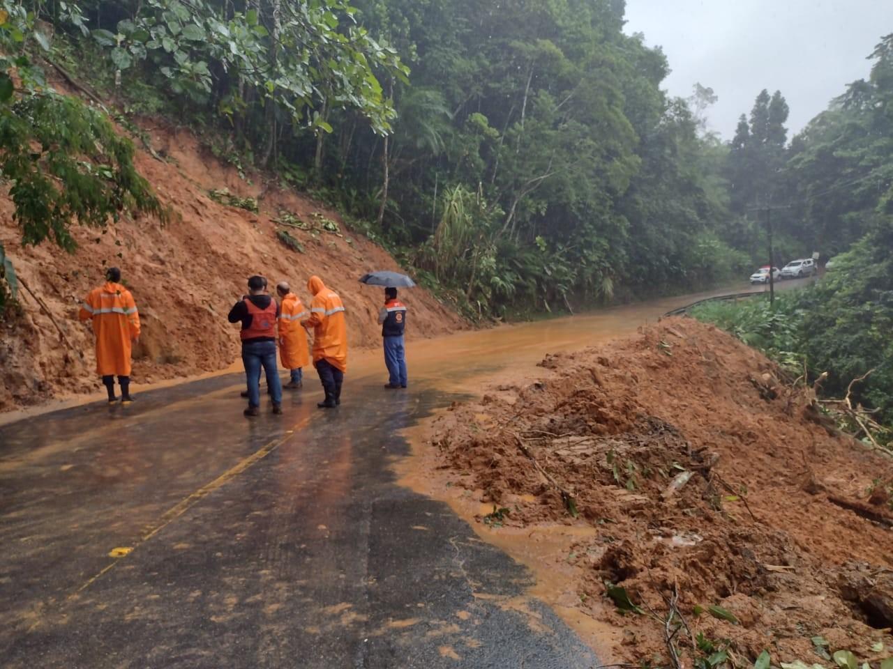 Governo Federal repassa R$ 1,3 milhão para obras em áreas afetadas pelas chuvas em Peruíbe