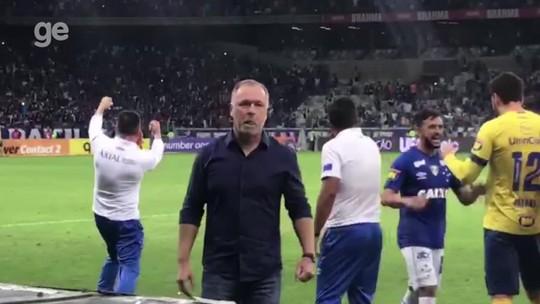 """Mano revela prévia de Fábio, troco de Cuca e diz: """"Jogos como esse que engrandecem"""""""