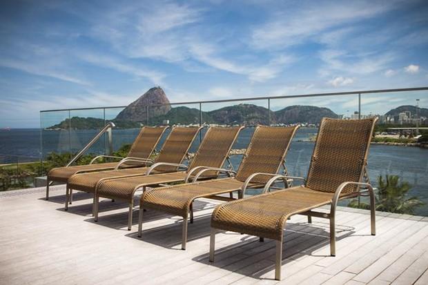 O Prodigy Santos Dumont é uma opção confortável para quem visita a cidade (Foto: Divulgação)