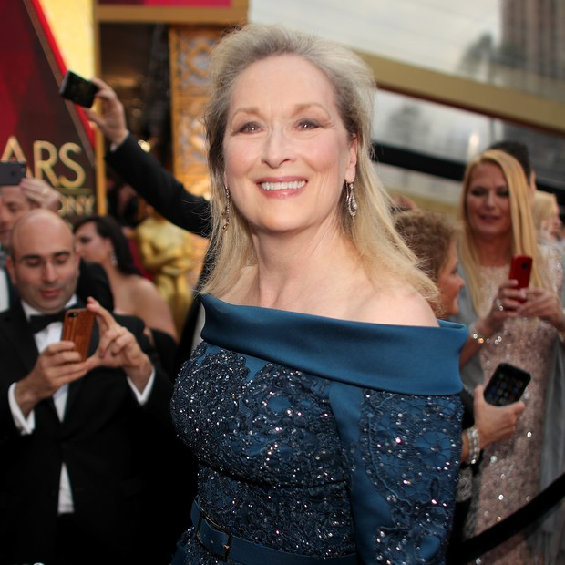 Meryl Streep (Foto: Getty/ Christopher Polk)