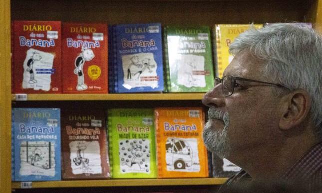 """ex-procurador-geral da Republica, Rodigo Janot, lanca o livro """"Nada menos que tudo"""""""