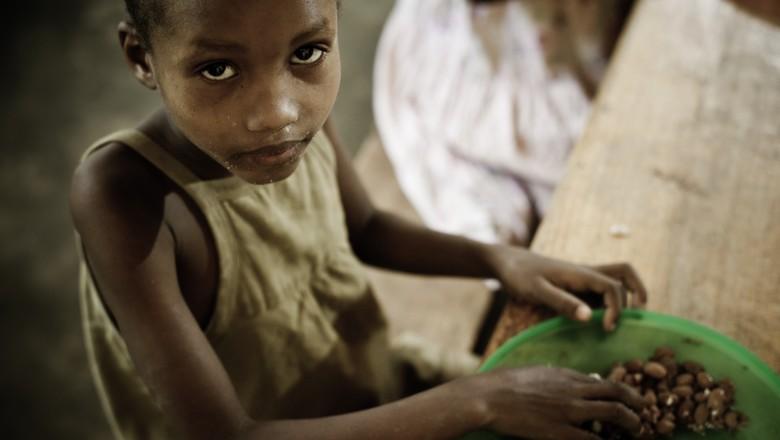 criança-fome-pobreza-pobre (Foto: Getty Images)