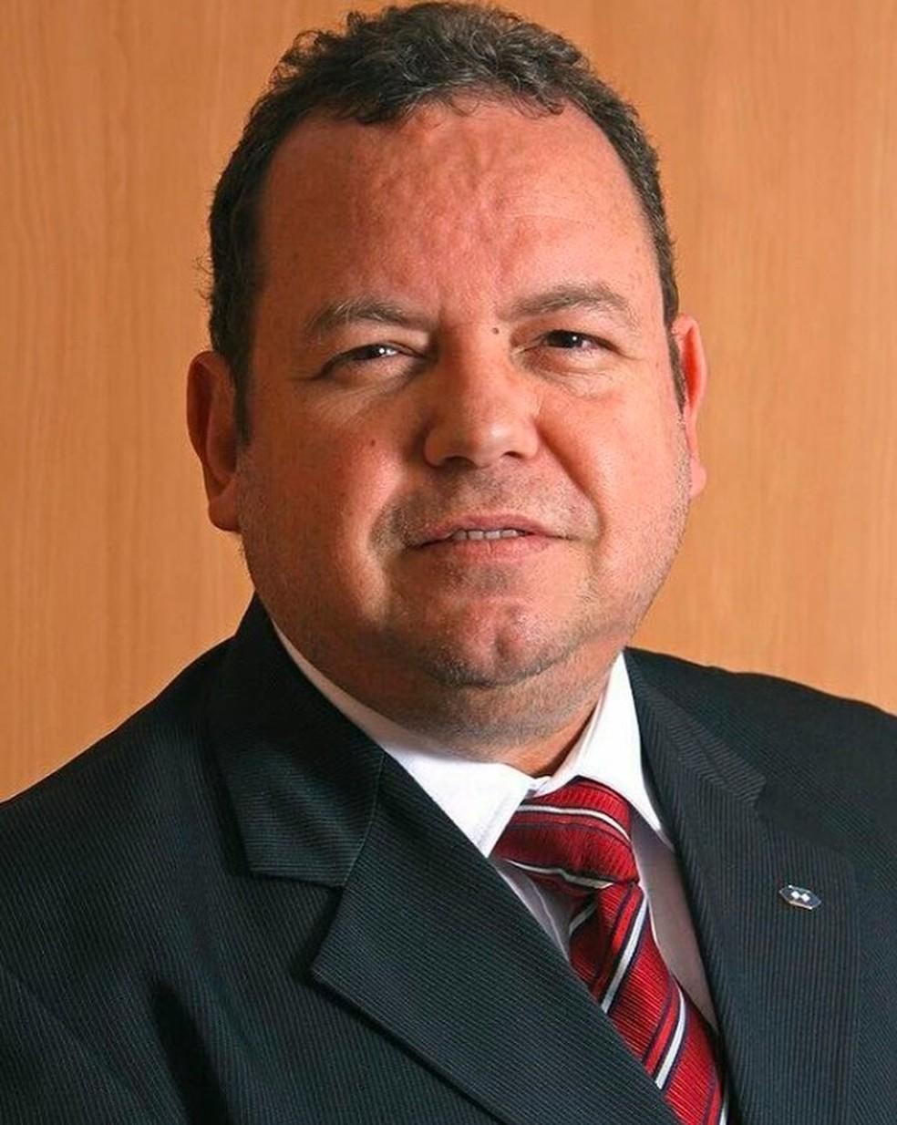 Presidente da Conab morre vítima da Covid-19 — Foto: Reprodução/Instagram