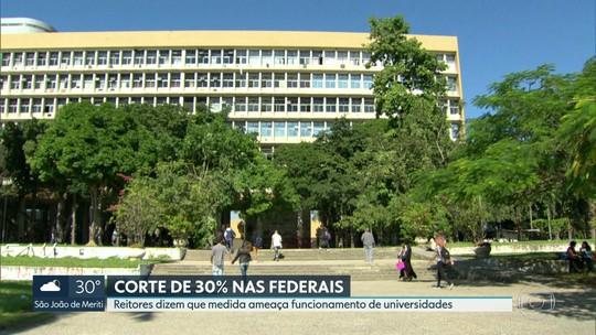 UFRJ afirma que Governo Federal bloqueou R$114 milhões da universidade