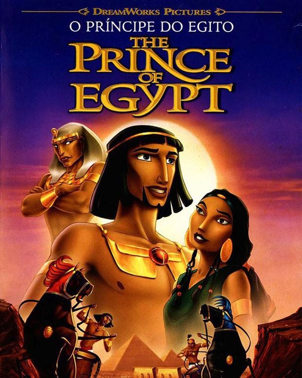 O Príncipe do Egito: animação premiada (Foto: Divulgação)