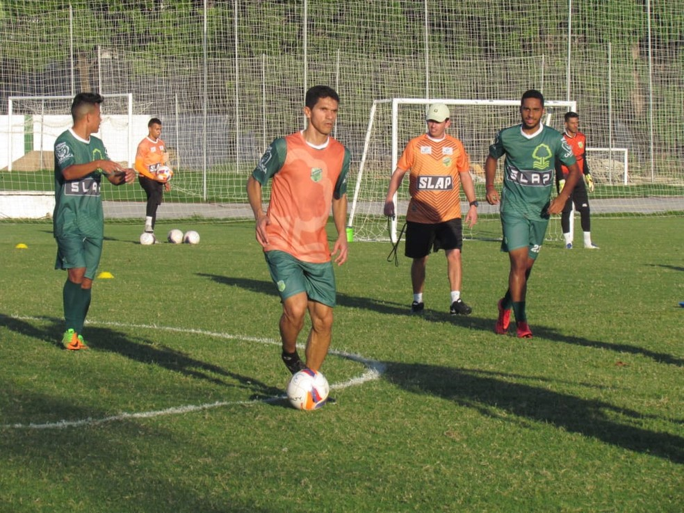 Magno Alves — Foto: Wilson Medeiros / FlorestaEC