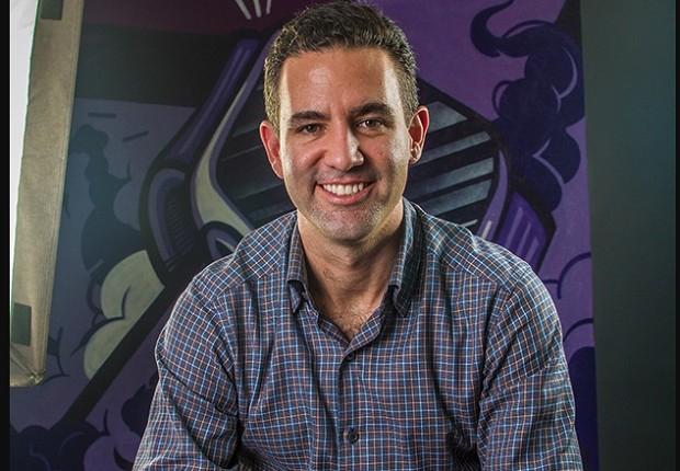 David Velez, CEO do Nubank (Foto: Rogério Albuquerque)
