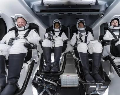 Inspiration4 faz número de humanos no espaço bater novo recorde