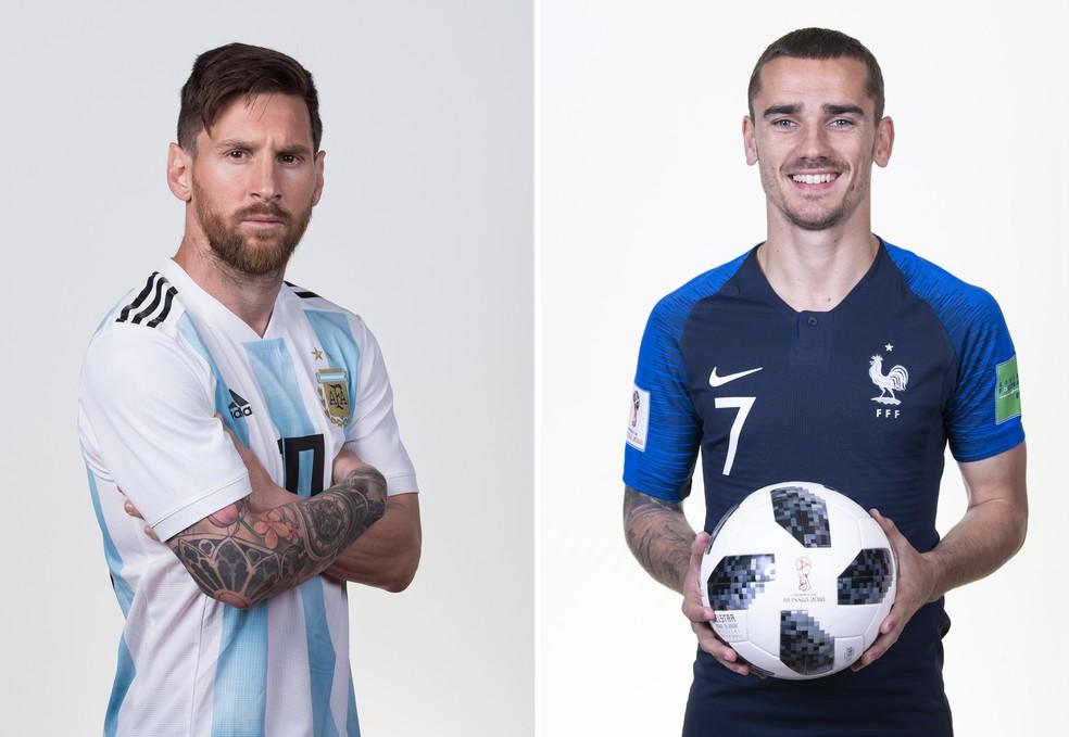 e64512c2f4716 Mais dois! Oitavas terão jogão França x Argentina e ainda Croácia x ...