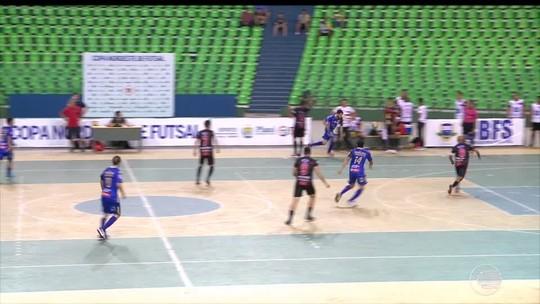 Campo Largo e AABB fazem festa na semi e disputam decisão do returno do Piauiense de futsal