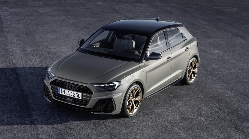 Audi A1 — Foto: Divulgação