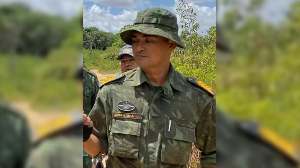 Preso mais um suspeito de matar sargento na porta de casa em São Luís