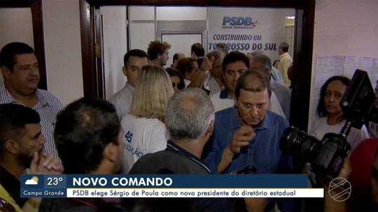 PSDB tem novo presidente do diretório regional em MS