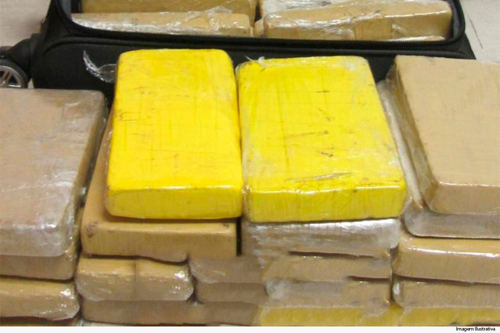 Justiça condena dupla flagrada com 120kg de maconha por tráfico de drogas em BH