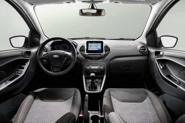 Ford Ka é atualizado na Europa (Foto: Reprodução)