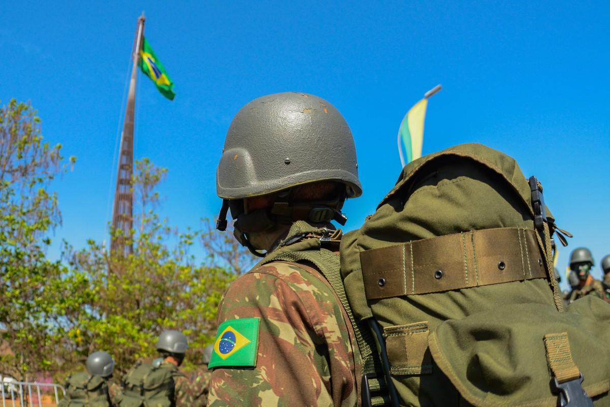 17888224a Carreira militar: saiba como entrar nas Forças Armadas depois de concluir o  ensino médio | Guia de carreiras | G1