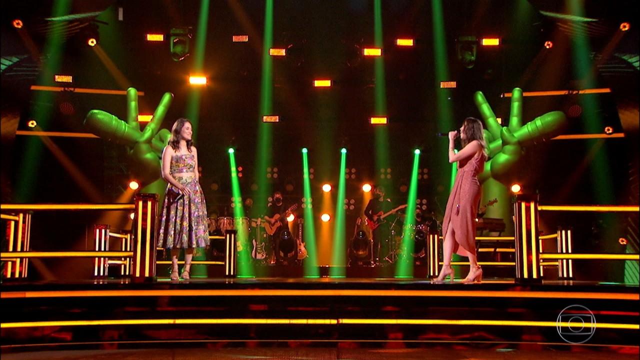 Adma Andrade e Glícia França cantam 'Eu Só Quero Um Xodó'