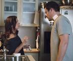Maura Tierney e Dominic West em 'The Affair' | Reprodução