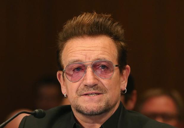Bono Vox_U2 (Foto: Getty Images)