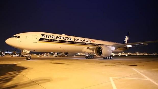 Singapore Airlines (Foto: Reprodução/Facebook/Singapore Airlines)