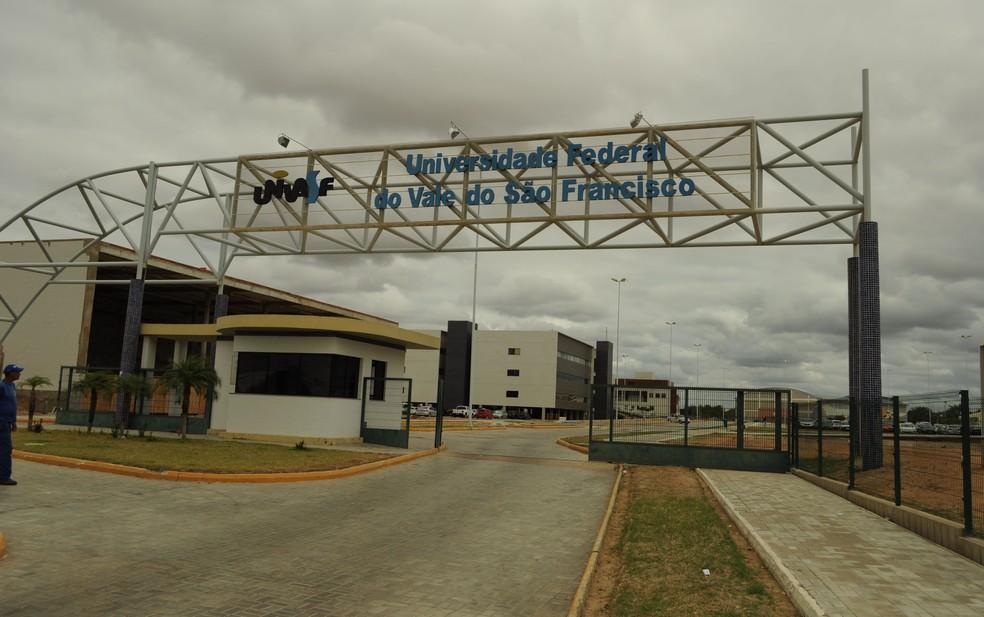 Univasf  comemora 10 anos. — Foto: Emerson Rocha/ GloboEsporte.com
