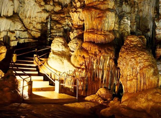 Caverna do Diabo (Foto: Flickr/ Reprodução)