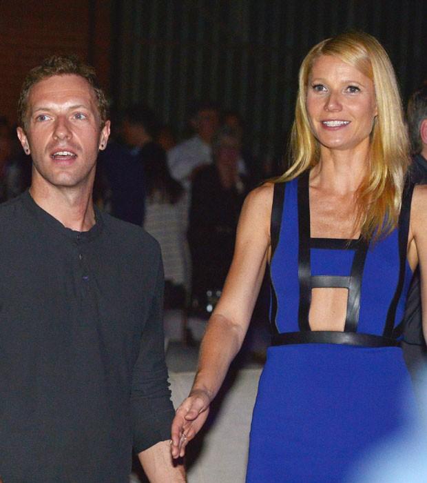 Gwyneth Paltrow e Chris Martin (Foto: Getty Images)