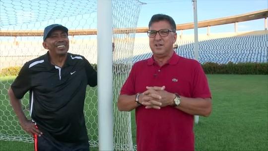 """Campeões de 77 se reencontram no Piauí e comparam gerações do São Paulo: """"Time tinha comando"""""""