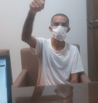 'Quero reencontrar meus filhos', conta jardineiro solto após 15 anos preso no Ceará sem que houvesse processo contra ele