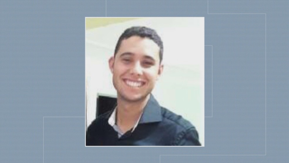 Gari que morreu atropelado por caminhão de lixo em Brasília (Foto: Reprodução/TV Globo)