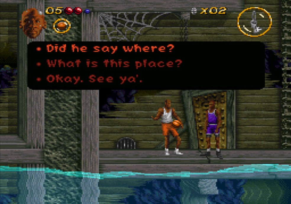 Michael Jordan: Chaos in Windy City (Foto: Reprodução/GameFabrique)